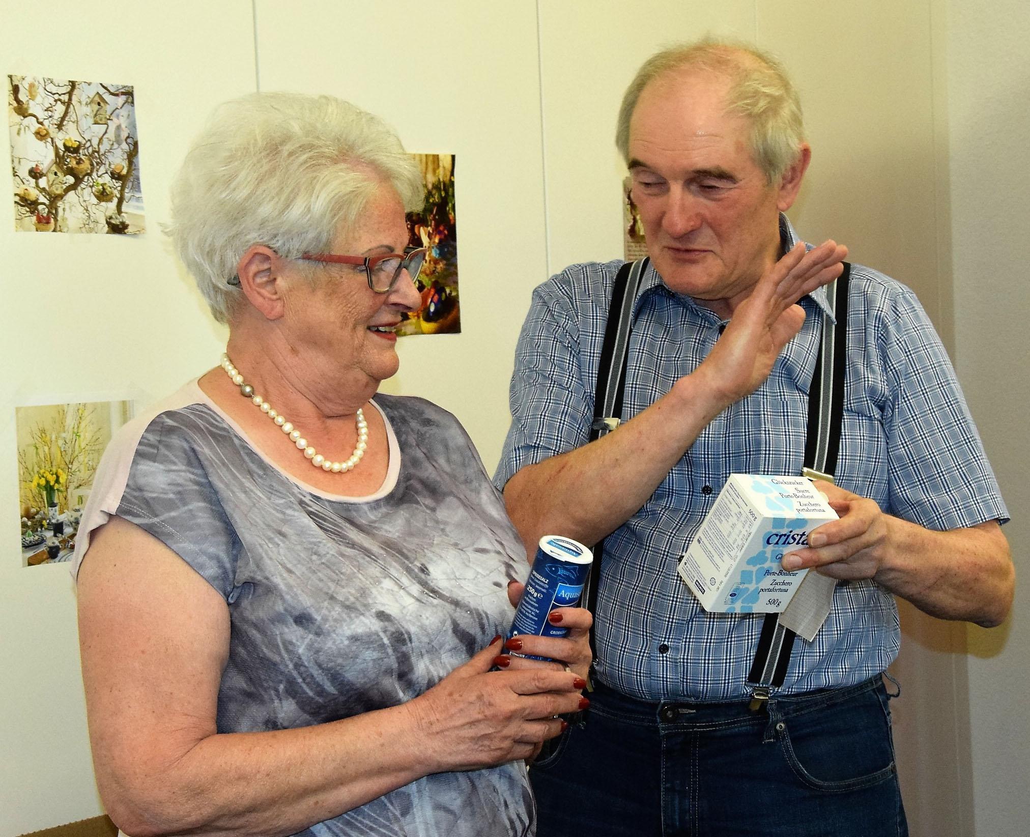 Sch ftland senioren kochen mit c cile schor wynentaler for Kochen passieren